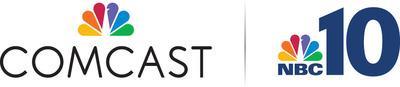 Comcast nbc10 color horizontal