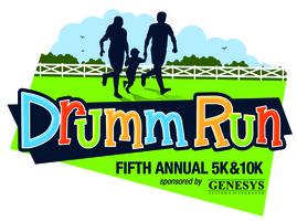 Df drumm run logo final