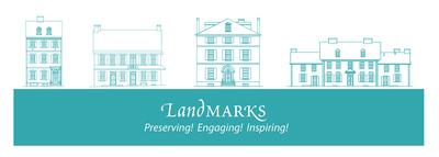Landmarks envelop logo