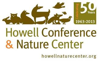 Howell nature center 50anni logo little white space