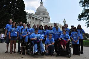 Imalive_team_at_the_us_capitol_9.10.2011
