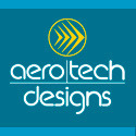 Aero tech designs logo