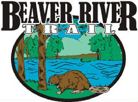 Beaver river rails to trails logo