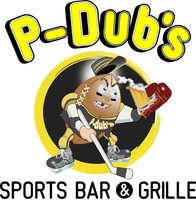 P dub s sports bar   grille logo