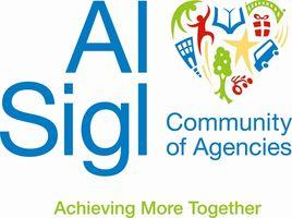 Al sigl community of agencies color w tagline