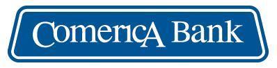 Comerica bank logo pms 294