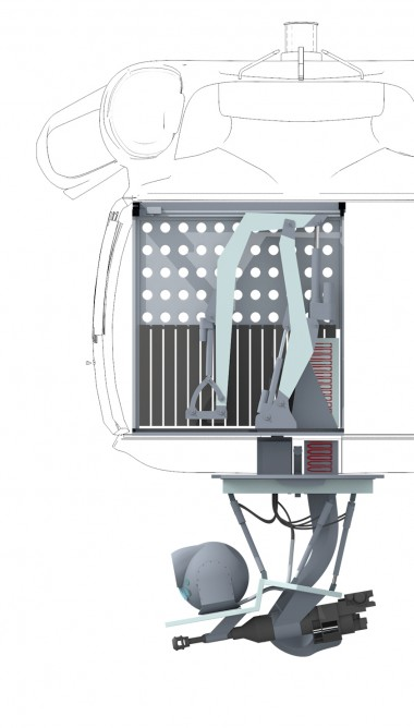 المشروع الامريكي الاسرائيلي Duke RWS لتسليح المروحيات بالروبوت Duke-weapon-system-3
