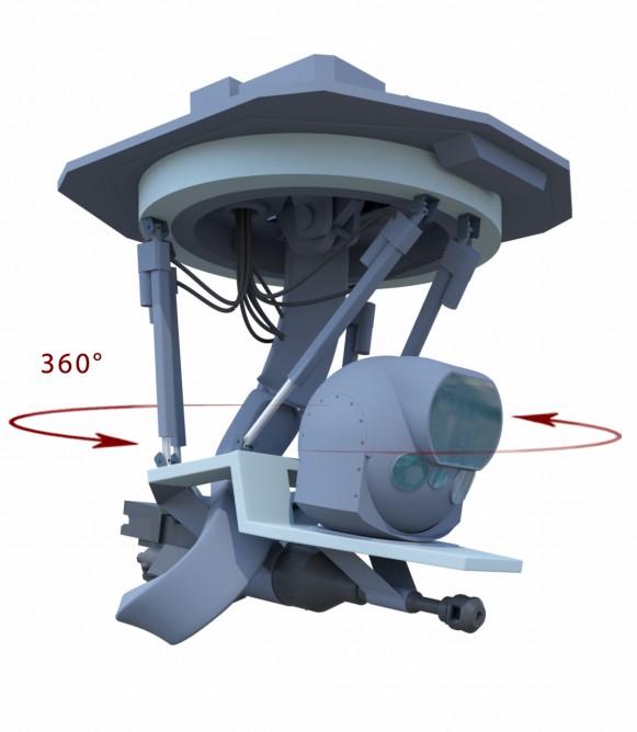 المشروع الامريكي الاسرائيلي Duke RWS لتسليح المروحيات بالروبوت Duke-weapon-system-5