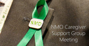 NMO Caregiver Support Group Meeting Recap from NMO Patient Day 2016