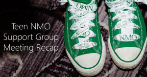 First-Ever Teen NMO Support Group Meeting Recap from NMO Patient Day 2016