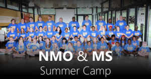 CPODD NMO & MS Summer Camp blog post by Lisa McDaniel