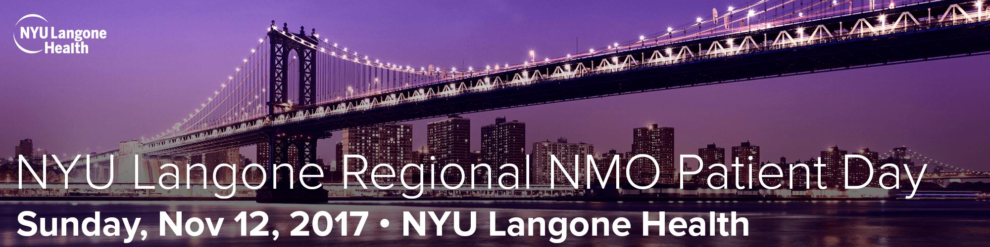 NYU Langone NMO Patient Day