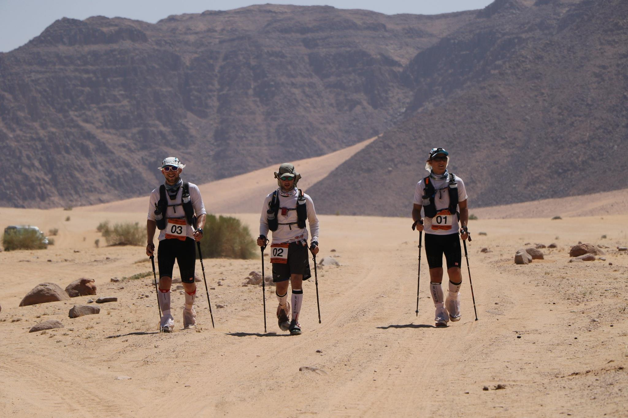 WADI RUM ULTRA - Running for NMO