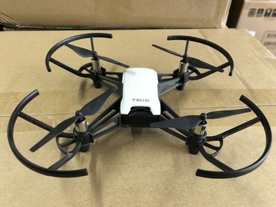 DJI Tello 720P WIFI FPV RC Drone with 5MP HD Camera Intel Processor STEM Coding - BNF