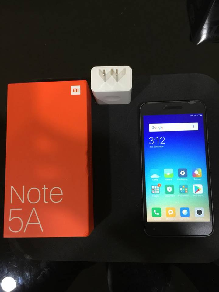 [HK Stock][Official Global Version]Xiaomi Redmi Note 5A 5.5 Inch 4G LTE Smartphone 2GB 16GB 13.0MP Cam Qualcomm Snapdragon 425 Quad Core Android 7.1 IR Remote Control VoLTE - Gray