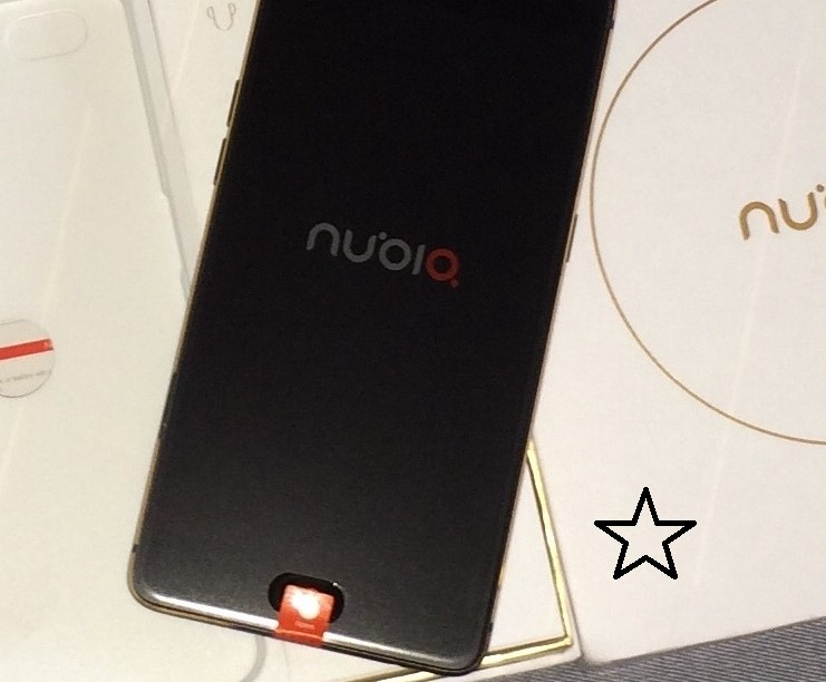 [HK Stock] [Versão Oficial Global] Nubia M2 NX551J 5.5 Inch Smartphone FHD Screen Snapdragon 625 Octa Core A53 2.0GHz 4GB 64GB 13.0MP Dual Rear Camera Touch ID Metal Unibody - Black Gold