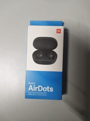 Xiaomi Redmi AirDots TWS  Bluetooth 5.0 Earbuds Siri  Google Assistant 4 Hours Working Time Noise Reduction - Black