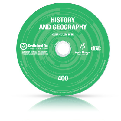 SOS 4th Grade History & Geography