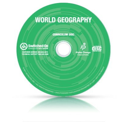 SOS World Geography