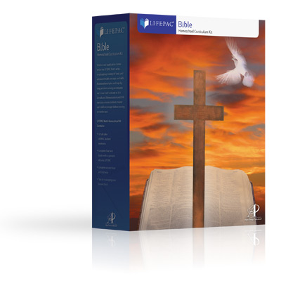 LIFEPAC® 4th Grade Bible Set