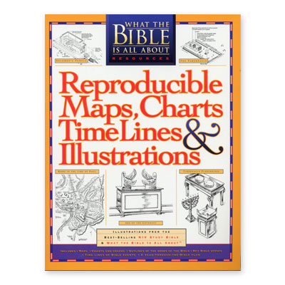 Reproducible Maps, Charts, TimeLines, & Illustrations