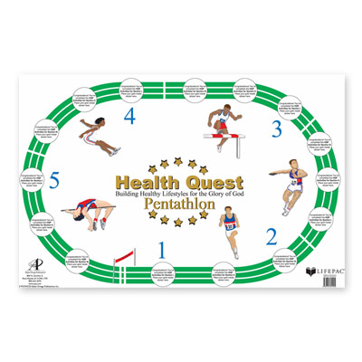 LIFEPAC® Health Quest Poster