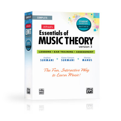 Alfred's Essentials of Music Theory 3
