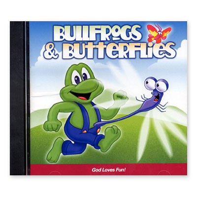 Bullfrogs and Butterflies® : God Loves Fun