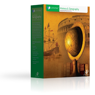 LIFEPAC® 4th Grade History & Geography Set