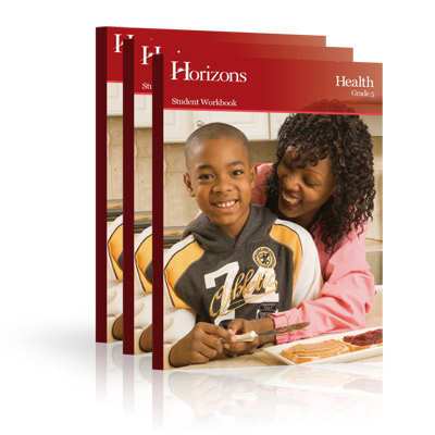 Horizons 5th Grade Health Set