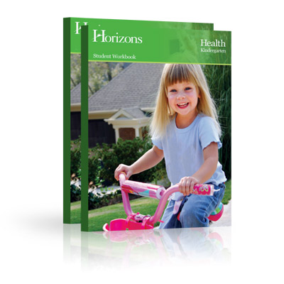 Horizons Kindergarten Health Set