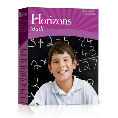 Horizons 4th Grade Math Set