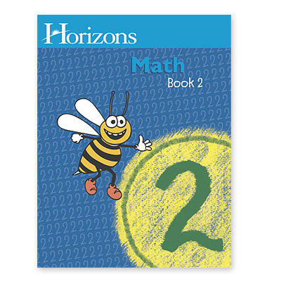 Horizons 2nd Grade Math Student Book 1