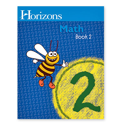 Horizons 2nd Grade Math Student Book 2