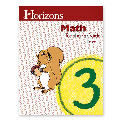 Horizons 3rd Grade Math Teacher's Guide