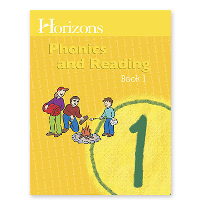 Horizons 1st Grade Phonics & Reading Student Book 1