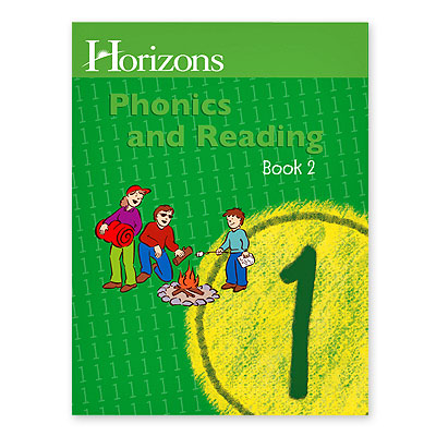 Horizons 1st Grade Phonics & Reading Student Book 2