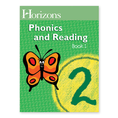 Horizons 2nd Grade Phonics Reading Student Book 1 Aop Homeschooling
