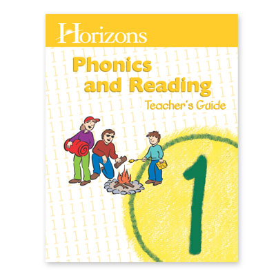 Horizons 1st Grade Phonics & Reading Teacher's Guide