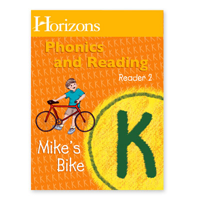 Horizons Kindergarten Phonics & Reading Reader 2