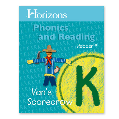 Horizons Kindergarten Phonics & Reading Reader 4