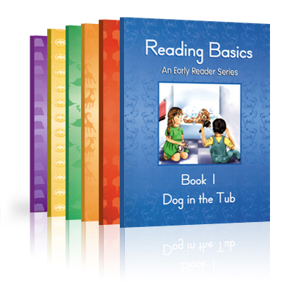 Reading Basics Set: Five Readers and Reader Study Guide