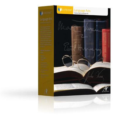 LIFEPAC® English IV Set
