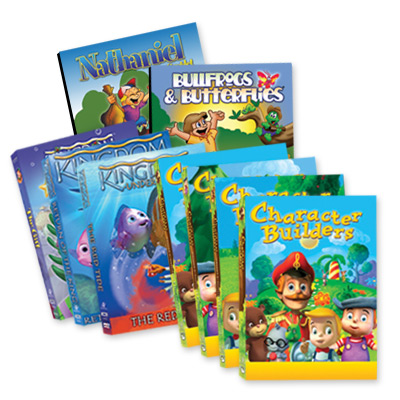 Horizons Preschool Multimedia Set