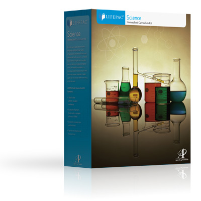 LIFEPAC® 1st Grade Science Set