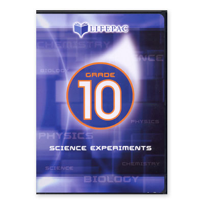 LIFEPAC® 10th Grade Science Experiments