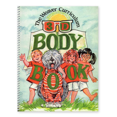 Weaver 3-D Body Book