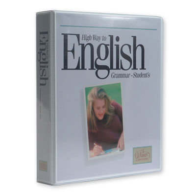 Weaver High Way to English Grammar: Student Text
