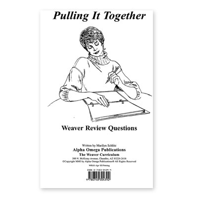 Weaver Review Questions Volume 3