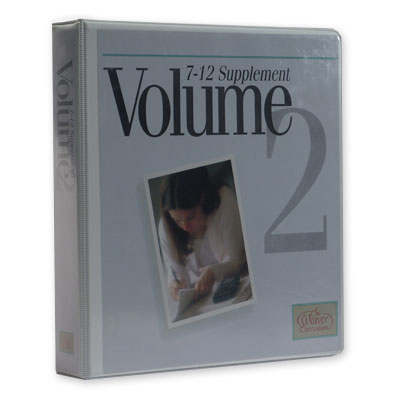 Weaver Supplement Volume 2